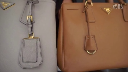 Prada Saffiano tote review- Cuir double bag vs. Lux double 蛋