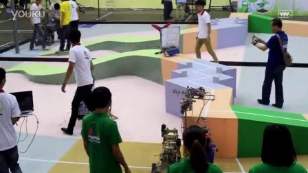 越南Robocon决赛SKH-TNT-TECH GROUP队练习视频