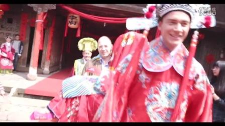 传统中式婚礼-俞源村,武义县,金华市