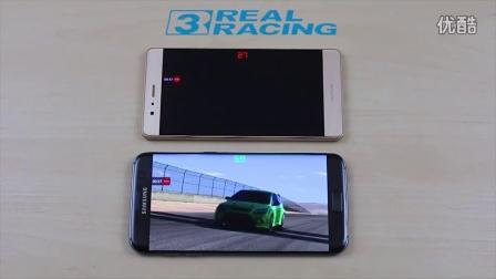 华为P9 4G 版 VS 三星S7 EDGE 游戏性能测试