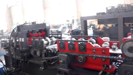 CZ&M ROLLFORMING LINE TESTING2