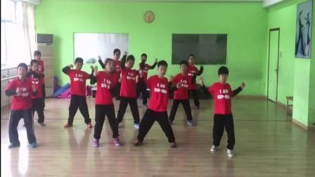 【CM舞蹈】少儿街舞初级班王力宏-《改变自己》