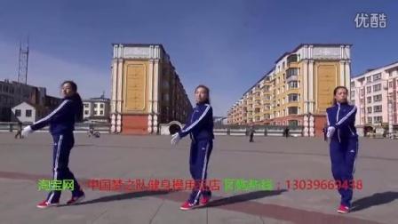 梦之队第九套健身操(示范)版