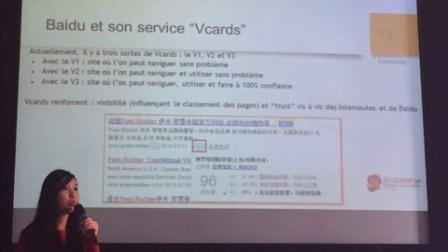 法国搜索引擎优化协会SEO Campus是什么?Veronique Duong给你们介绍一下!(英文)