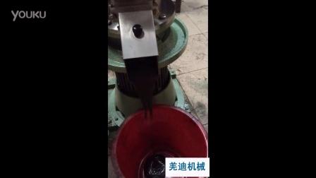 80 型 芝麻酱花生酱磨酱机 榛子研磨机器