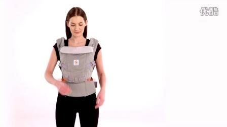 Ergobaby 如何从新生儿到蹒跚学步调整全阶段型婴儿背带