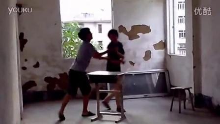 【搏击视频】信宜二中黑社会打架大会儿童不宜_超清_1