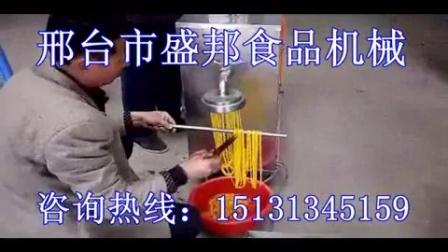 许昌市 杂粮玉米面条机 东北酸汤子的做法 大小馇条成型机 自熟米粉米线粉条机