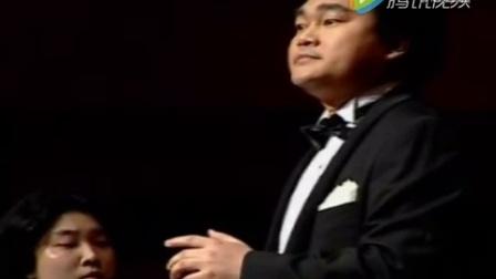 武汉音乐学院声乐系主任男高音歌唱家黄颢《小河淌水》新编
