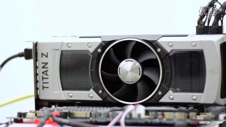 核弹引爆!!双芯卡皇 NVIDIA GeForce GTX Titan Z 简单评测