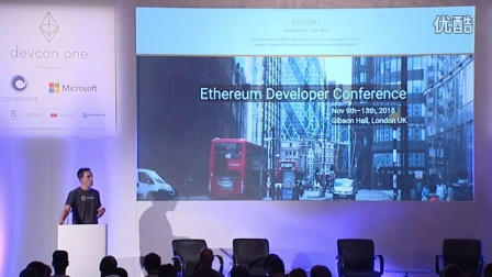 DEVCON1 - Rebuilding Enterprise Processes with Blockchains and Smart Contracts -
