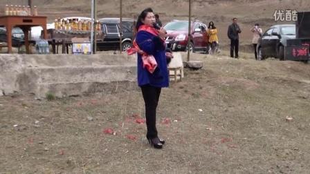 2015青海省化隆县昂思多镇尕麻铺花儿会C