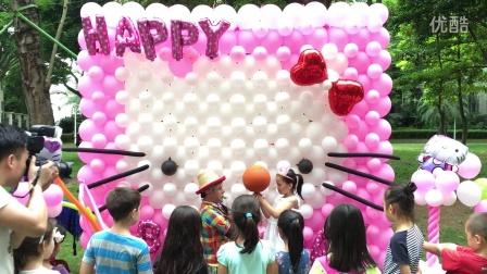 深圳光影派对策划 滑稽小丑舞台精彩表演