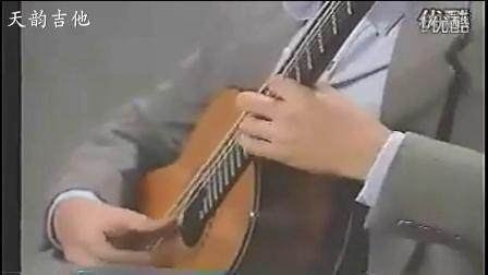 成都天韵吉他培训,天韵吉他古典指弹《土耳其进行曲》