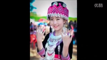 Hmong Girl Most Beautiful in Hmong Dres