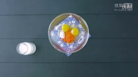 【美食杂货铺】爸厨:胡萝卜法式吐司