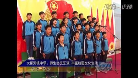 文安县王震——文安县大柳河镇中学2016年五四文艺汇演