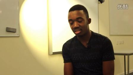 萨塞克斯大学ISC本预学生Webster谈他的梦想