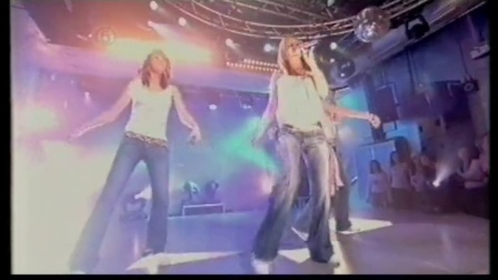 Atomic Kitten - It's Ok (Pepsi Chart Show 23-05-2002)