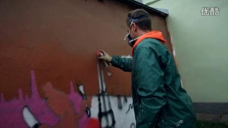 德国街头艺术家WON ABC(六月即将莅临深圳)
