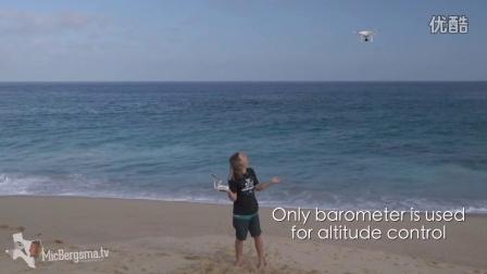 大疆精灵4-教你认识遥控器上的3种飞行模式(P/S/A档)