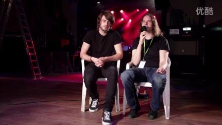 God Is An Astronaut- Origins [video interview]