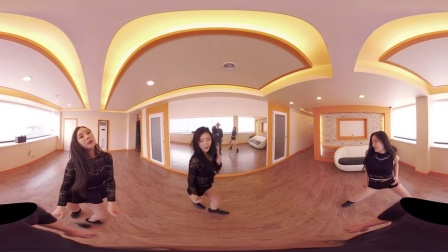 [360 VR of First-person View] Dance Teaser