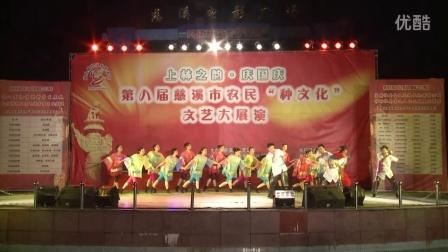 2012.25虞波广场演出--三棵树下