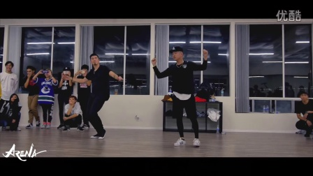 ARENA评委宣传Mike Song & Anthony Lee _How I Feel_ Choreography @mr20syl @pulpaliciou