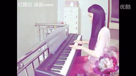 红颜旧 钢琴曲 《琅琊榜》《_tan8.com