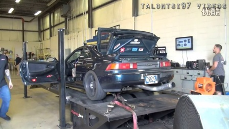 550whp MR2 GT35r e85 Dyno Street Works Automotiv