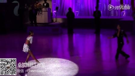 2015日本国际标准舞比赛伦巴solo