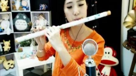 紫玉作品笛子独奏 我的中国心