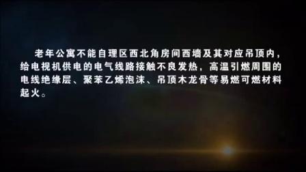 """(定稿政府版)河南省鲁山县康乐园老年公寓""""5.25""""特别重大火灾事故"""