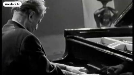威尔海姆·肯普夫演奏舒曼《阿拉伯风格曲》