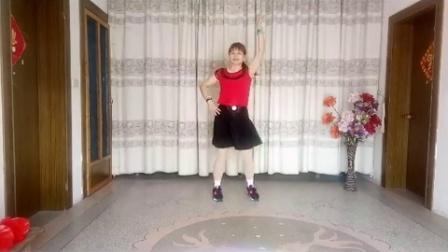 龙游舞媚娘广场舞《闯码头》