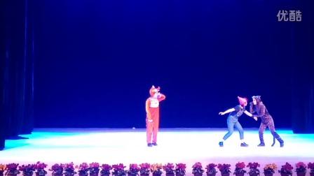 郑州幼儿师范14D19班舞台剧《木偶奇遇记之种金币》清晰版