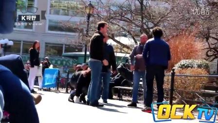 [K分享] 社会实验:看见男女生在街上互相家暴,你会如何反应(中文字幕)