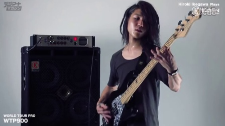 Hiroki(Crossfaith) Plays EDEN WTP900