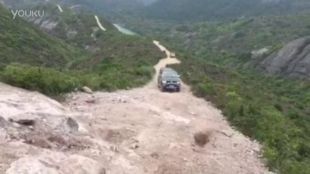 猎豹Q6 2015款2.4四驱浙江高山狂野硬汉越野视频02