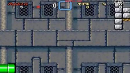 【ゞea高手】SFC超级玛丽之地下探险 通关
