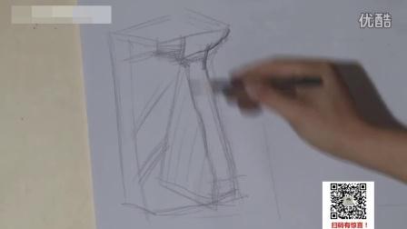 零基础油画体验色彩构成图片_铅笔画3d立体画_素描入门基础教程16
