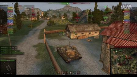坦克世界 183  7500输出 7杀