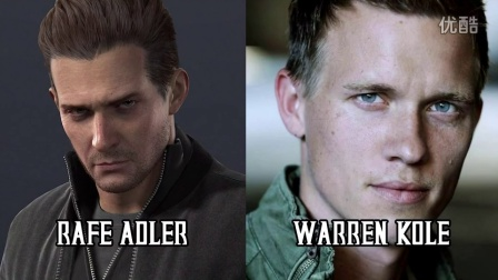 characters and voice actors uncharted 4 a thief amp 39 s end 游戏