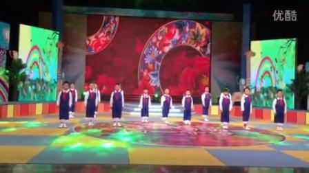 吉林省白山市王野播音主持培训中心参演吉林电视台六一儿童节晚会节目《红领巾之歌》