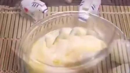 夏天到了,美美的雪糕糯米糍也吃起来!做法非常简单,味道一级棒!一口下去,清凉一整|榴莲生活笔记