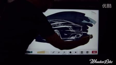 Jaguar Art of Performance 涂鸦墙