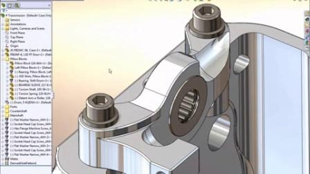 选择 SolidWorks — 工程图
