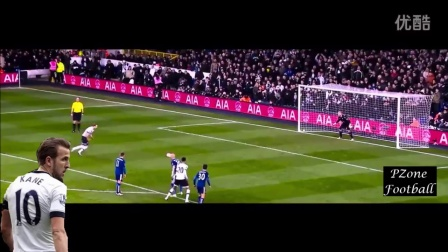Harry Kane ● All 25 Premier League Goals for Tottenham 2015-16 ● English Comme