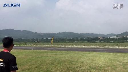 ALIGN 700三旋翼飛行測試影片 2